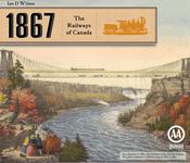 Board Game: 1867: The Railways of Canada