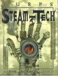 RPG Item: GURPS Steam-Tech