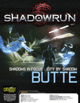 RPG Item: Shadows in Focus: City by Shadow - Butte