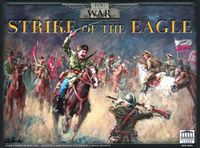 Board Game: Strike of the Eagle