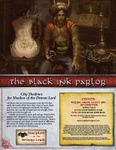 RPG Item: The Black Ink Parlor