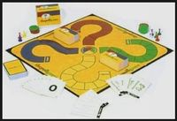 Board Game: The Poll Game