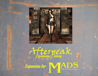RPG Item: Afterpeak Systemless Setting Expansion for MADS