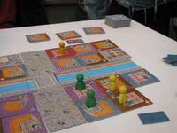 Board Game: Lungarno