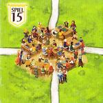 Board Game: Carcassonne: Bonusplättchen Spiel 2015