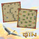 Board Game: Qin: Toad and Dragon Turtle Game Boards