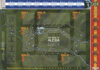 Board Game: Surrender Unto Caesar: The Siege of Alesia, 52 BCE
