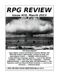 Issue: RPG Review (Issue 19 - Mar 2013)
