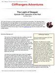 RPG Item: The Light of Despair