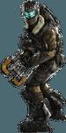 Character: Isaac Clarke