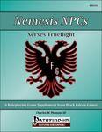 RPG Item: Nemesis NPCs: Xerxes Trueflight