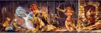 RPG Item: Castles & Crusades Casebound Portrait Screens