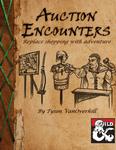 RPG Item: Auction Encounters