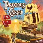 Precious Cargo, Winning Moves Games USA, 2018 — front cover