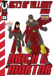 RPG Item: Acts of Villainy Duo 2: Brick & Mortar