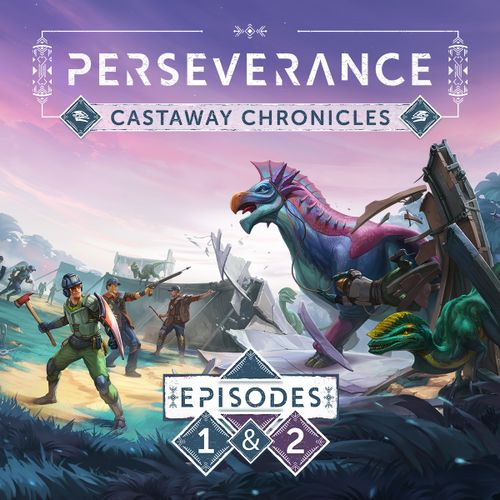 Board Game: Perseverance: Castaway Chronicles – Episodes 1 & 2