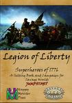 RPG Item: Legion of Liberty: Superheroes of 1776 Jumpstart