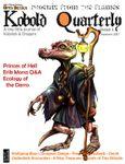 Issue: Kobold Quarterly (Issue 1 - Summer 2007)