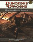 RPG Item: Domain of Dread: Histaven