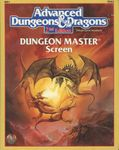 RPG Item: REF1: Dungeon Master Screen
