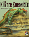 Issue: The Khyber Khronicle Volume 05