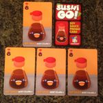 Board Game: Sushi Go!: Soy Sauce Promo