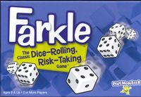 Board Game: Farkle