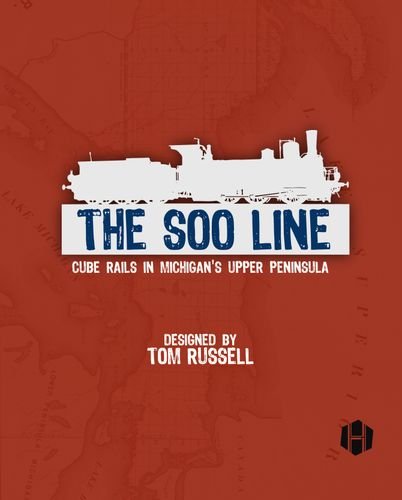 Board Game: The Soo Line