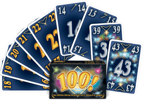 Board Game: 100!