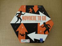 Board Game: Nowhere to Go