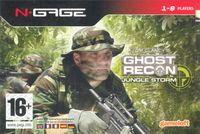 Video Game: Tom Clancy's Ghost Recon: Jungle Storm