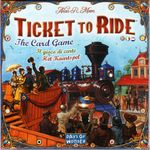 Board Game: Ticket to Ride: The Card Game