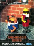 Video Game: Bonanza Bros.