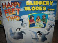 Board Game: Happy Feet Two: Slippery Slopes Game