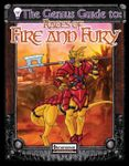 RPG Item: The Genius Guide to: Races of Fire and Fury