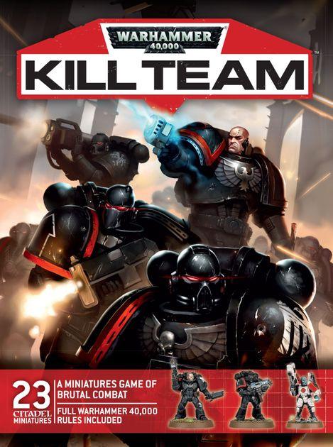 Warhammer 40 000 Kill Team Board Game Boardgamegeek