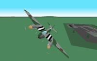 Character: de Havilland Mosquito