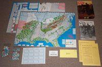 Board Game: The Civil War 1861-1865