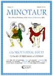 Issue: Minotaur (Issue 12 - Mar 2016)