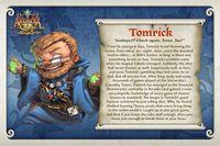 Board Game: Arcadia Quest: Tomrick
