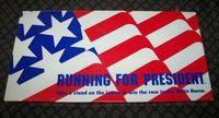 Board Game: Running For President