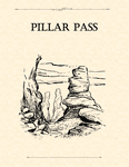 RPG Item: Adventure Framework 03: Pillar Pass