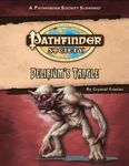 RPG Item: Pathfinder Society Scenario 1-45: Delirium's Tangle