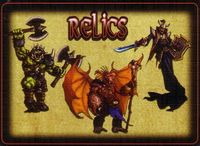 Board Game: Defenders of the Realm: Relics