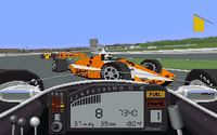 Video Game: IndyCar Racing