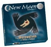 Board Game: The Werewolves of Miller's Hollow: New Moon