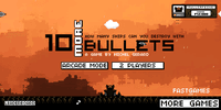 Video Game: 10 More Bullets