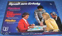 Board Game: Spaß am Erfolg: Karriere, Das Millionenspiel, Risiko