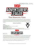 RPG Item: DDEX2-13: The Howling Void