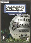 Video Game: Championship Manager: Season 03/04